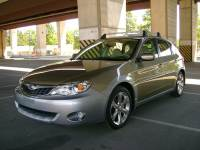 2008 Subaru Impreza Outback Sport Base w/VDC Hatchback