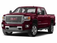 Used 2016 GMC Sierra 2500HD Denali Truck Crew Cab for sale in Laurel, MS
