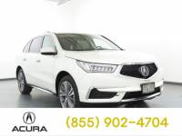 Certified 2018 Acura MDX SH-AWD w/Technology Pkg