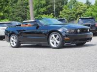 Pre-Owned 2010 Ford Mustang Convertible