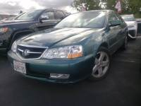 2002 Acura TL 3.2 Type S Sedan Front-wheel Drive serving Oakland, CA