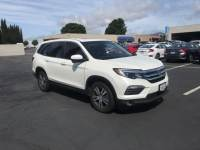 Certified Pre-Owned 2017 Honda Pilot EX-L SUV For Sale in Fairfield, CA