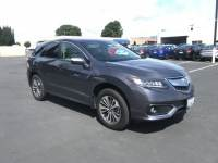 Certified Pre-Owned 2018 Acura RDX Advance Package SUV For Sale in Fairfield, CA