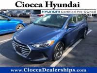 2018 Hyundai Elantra SEL in Allentown