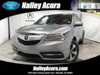 Pre-Owned 2016 Acura MDX 3.5L in Atlanta GA