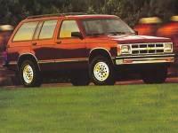 Used 1994 Chevrolet S10 Blazer For Sale at Duncan Ford Chrysler Dodge Jeep RAM | VIN: 1GNDT13W3R0166824