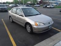 2002 Honda Civic EX Sedan I4 SMPI SOHC VTEC