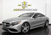 2017 Mercedes-Benz S-Class S63 AMG DESIGNO COUPE ($187,465 MSRP!)