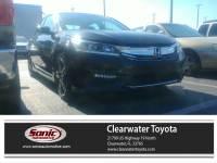 2016 Honda Accord Sport 4dr I4 CVT Sedan in Clearwater