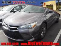 Used 2016 Toyota Camry SE SE Sedan in Chandler, Serving the Phoenix Metro Area
