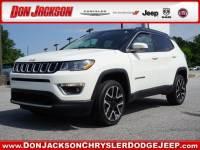 Used 2018 Jeep Compass Limited 4x4 SUV 4x4 Near Atlanta, GA