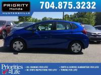 Certified Pre-Owned 2019 Honda Fit For Sale in Huntersville NC | Serving Charlotte, Concord NC & Cornelius | VIN: 3HGGK5H47KM723567