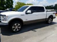 Used 2016 Ford F-150 King Ranch Pickup