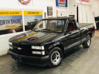 1990 Chevrolet Pickup -454 SS-BLACK PICK UP-REBUILT ENGINE-SEE VIDEO