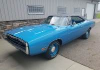 1970 Dodge Charger -RESTORED-RELIABLE-440 ENGINE-PURE MOPAR MUSCLE-