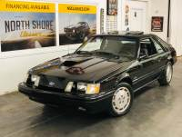 1984 Ford Mustang -SVO-FACTORY TURBO ENGINE-RARE CLASSIC-SEE VIDEO