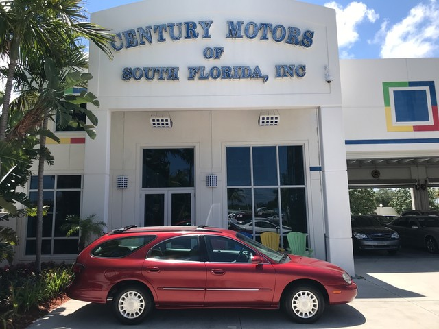 Photo 1999 Mercury Sable LS Cloth Seats Power Windows Cruise AC Alloy Wheels