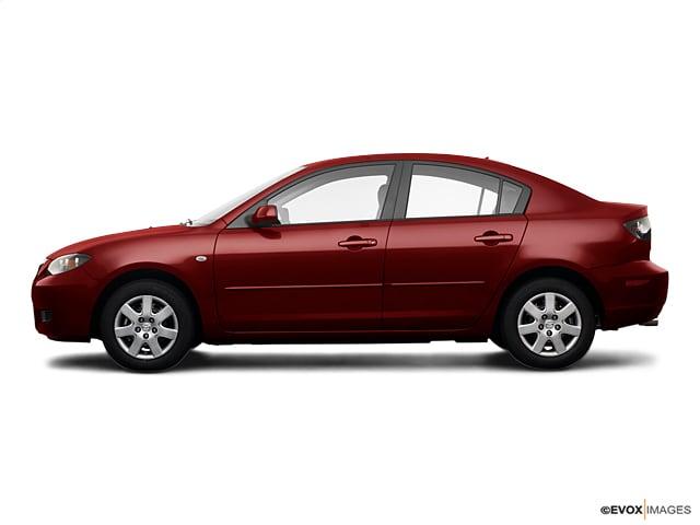 Photo Used 2009 Mazda Mazda3 i Sedan For Sale in Asheville, NC
