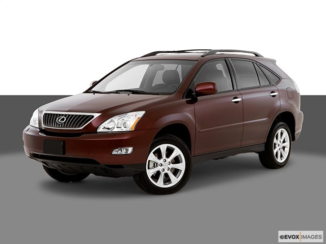 Photo Used 2008 LEXUS RX 350 Base SUV in Bowie, MD