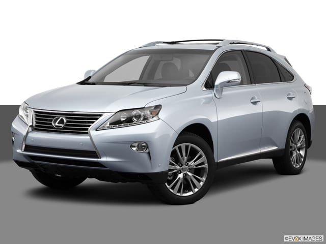 Photo Used 2013 LEXUS RX 350 For Sale Annapolis, MD