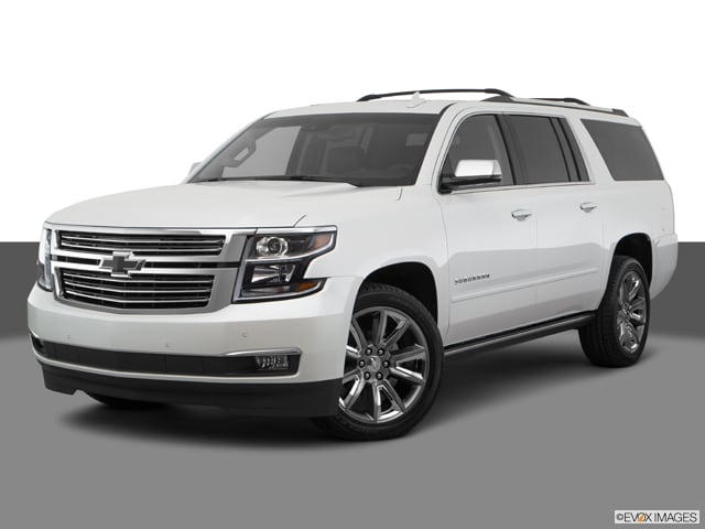 Photo Used 2018 Chevrolet Suburban Premier FULLY LEATHER LOADED VERY LOW MILES ONE OW in Ardmore, OK