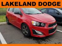 2013 Chevrolet Sonic RS