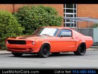 1968 Ford Mustang Villain