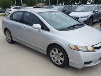 Used 2011 Honda Civic LX For Sale Grapevine, TX