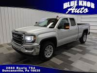 2016 GMC Sierra 1500 SLE Truck Double Cab in Duncansville | Serving Altoona, Ebensburg, Huntingdon, and Hollidaysburg PA