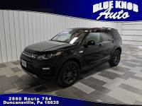 2018 Land Rover Discovery Sport HSE SUV in Duncansville | Serving Altoona, Ebensburg, Huntingdon, and Hollidaysburg PA