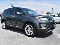 2017 Ford Explorer Limited SUV Front-wheel Drive