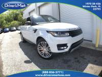 Used 2016 Land Rover Range Rover Sport 5.0L V8 Supercharged| For Sale in Winter Park, FL | SALWR2EF7GA574309 Winter Park