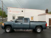 2010 Chevrolet Silverado 1500 LS Extended Cab 4WD 4-Speed Automatic