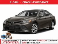 2018 Toyota Camry LE Sedan