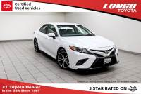 Certified Used 2018 Toyota Camry SE Automatic in El Monte