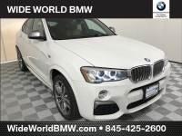 2017 BMW X4 M40i M40i SUV