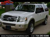 2010 Ford Expedition EL 4WD 4dr Eddie Bauer