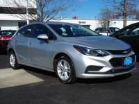 Pre-Owned 2018 Chevrolet Cruze LT Auto in Mount Prospect, IL, Near Palatine