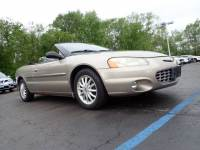 Pre-Owned 2002 Chrysler Sebring LXi in Arlington Heights, IL, Near Palatine