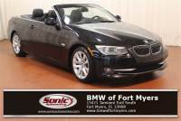 Pre-Owned 2013 BMW 328i Convertible in Fort Myers
