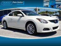 Pre-Owned 2010 Nissan Altima 3.5 SR Coupe in Jacksonville FL