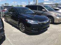 Certified 2017 Honda Accord Hybrid Touring Sedan in Jacksonville FL