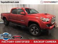 2016 Toyota Tacoma TRD Sport V6 Truck Double Cab 4x4