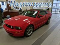 2005 Ford Mustang GT Premium Convertible OHC 24-Valve V8 Engine