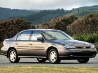 1999 Oldsmobile Cutlass GLS Sedan