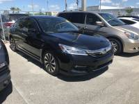 Certified 2017 Honda Accord Hybrid Touring Sedan in Fort Pierce FL