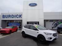 Used 2018 Ford Escape For Sale at Burdick Nissan | VIN: 1FMCU9GD1JUC16301