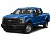 2017 Ford F-150 XLT 4WD Supercrew 5.5 Box Truck SuperCrew Cab 6