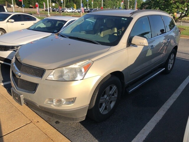 Photo Used 2009 Chevrolet Traverse 2LT in Jackson,TN