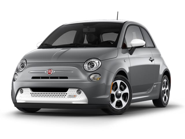 Photo Used 2013 FIAT 500e Battery Electric Battery Electric For Sale Grapevine, TX